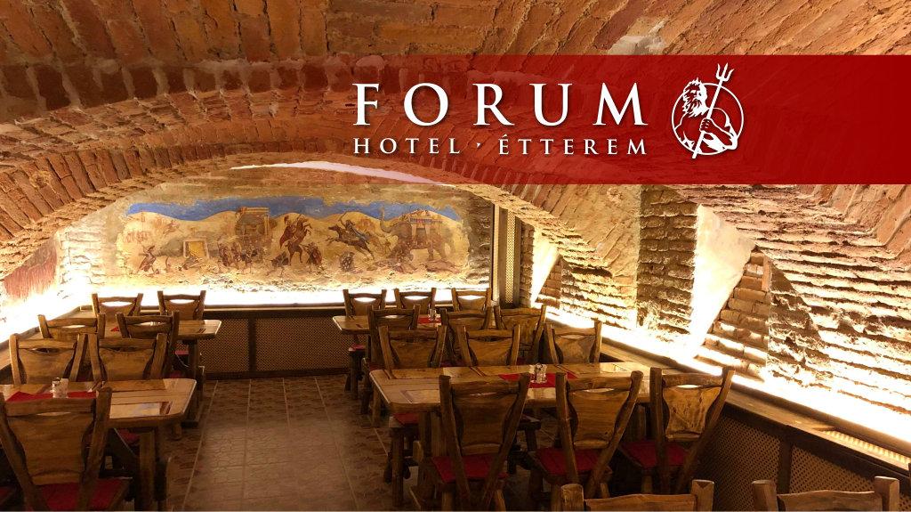 Forum Hotel & Étterem – Szombathely
