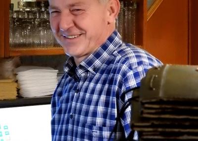 Emil Kollégánk